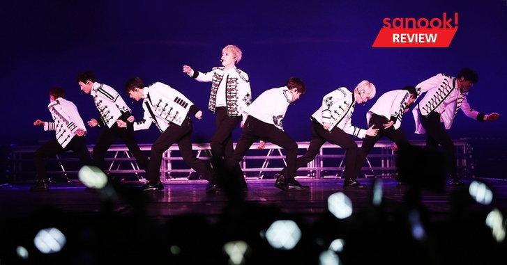 """""""ตาลายเสื้อฮาวาย"""" EXO PLANET #4 – The EℓyXiOn – in BANGKOK"""