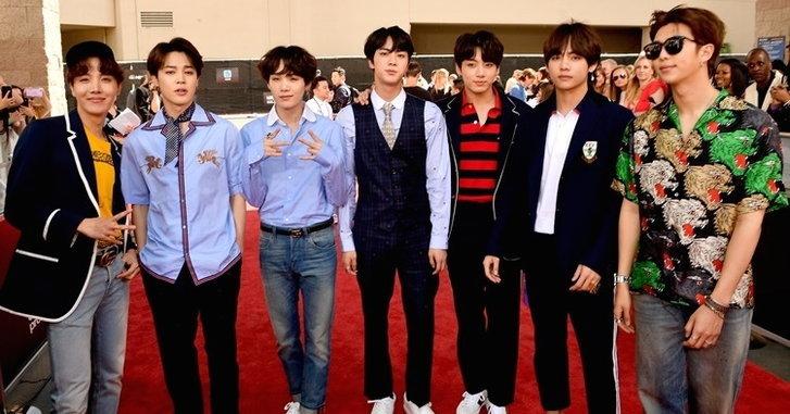 BTS กลายเป็นศิลปินเคป็อปวงแรก ที่ขึ้นอันดับ 1 ชาร์ตอัลบั้มสหรัฐอเมริกา