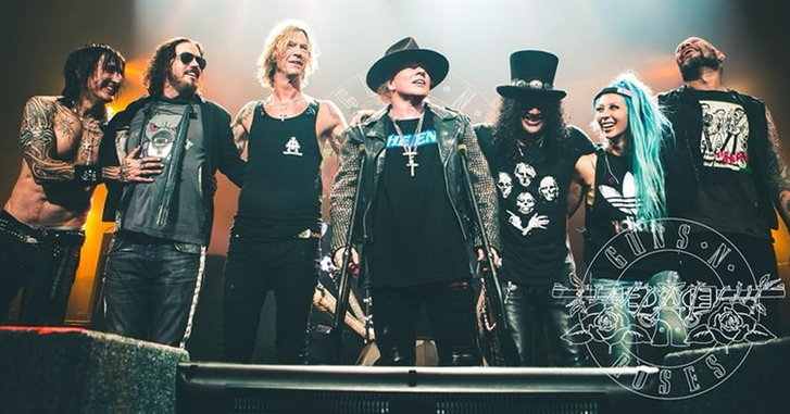"Guns N' Roses ส่ง ""November Rain"" เพลง '90s เพลงแรกคว้ายอดพันล้านวิวใน YouTube"