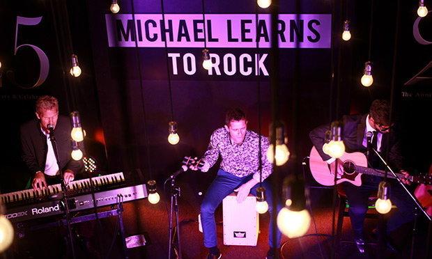 มินิคอนเสิร์ต Michael Learns To Rock ที่ Mix เสียงดีเป็นบ้า!