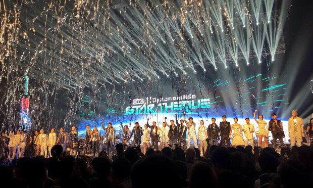 """เซอร์ไพร้ส์ปลายปี!!! คอนเสิร์ต SCIFI """"Star Theque GTH 11 ปีแสงคอนเสิร์ต"""""""