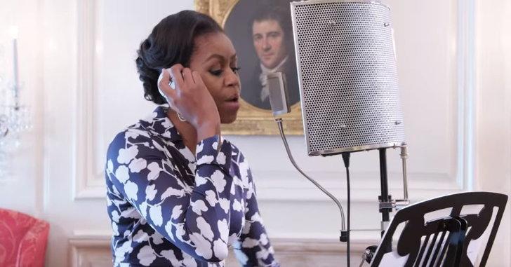 สุดเจ๋ง!! เมื่อมิเชล โอบาม่า ภรรยาประธานาธิบดีสหรัฐ ร้องเพลงแร็พสอนเด็กรุ่นใหม่