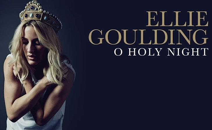 "Ellie Goulding กับซิงเกิลใหม่รับเทศกาลคริสต์มาส ""O Holy Night"""