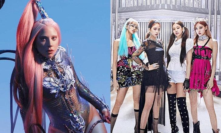 "Lady Gaga ชม BLACKPINK ""ทั้งสวยทั้งมีพรสวรรค์"" หลังร่วมงานกันในเพลงใหม่ ""Sour Candy"""