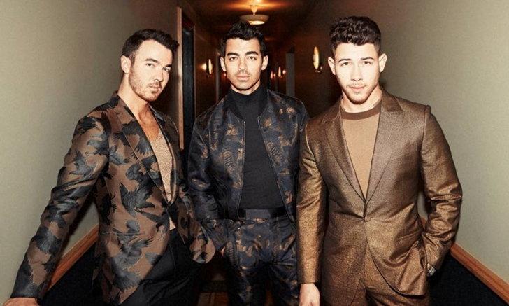 """""""Jonas Brothers"""" กลับมาพร้อมเพลงใหม่ """"X"""" เพลงป็อปสไตล์ละตินจังหวะสนุก"""