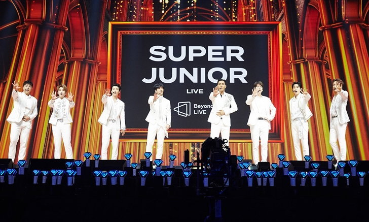 "SUPER JUNIOR Beyond the SUPER SHOW Live อัปเลเวลซูเปอร์โชว์ด้วย AR รูป ""ซีวอน"""
