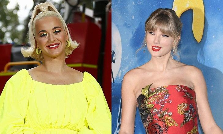 """""""Katy Perry-Taylor Swift"""" ลงโพสต์รูปสีดำ เคลื่อนไหวโซเชียลหลัง """"George Floyd"""" เสียชีวิต"""