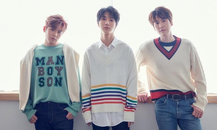 """SUPER JUNIOR-K.R.Y. ปล่อยมินิอัลบั้มเกาหลีชุดแรก """"When We Were Us"""" ในรอบ 15 ปี"""