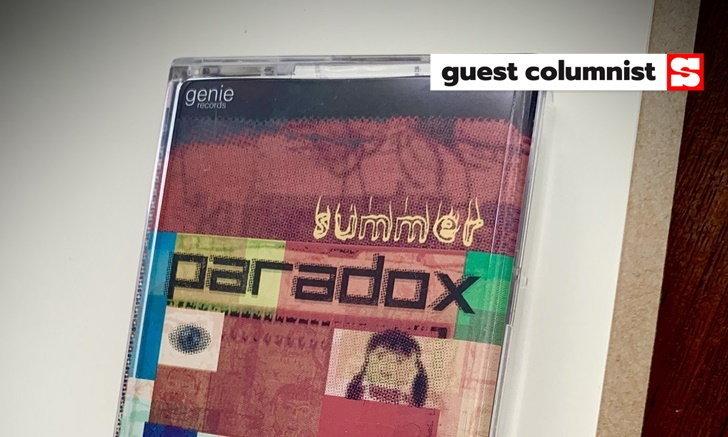 """11 เรื่องที่คุณอาจไม่เคยรู้ เกี่ยวกับอัลบั้ม """"Summer"""" โดย ต้า Paradox"""