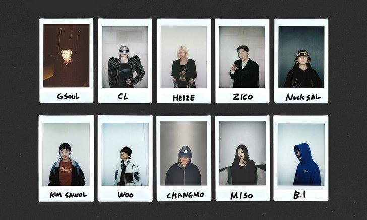B.I, CL, Zico และศิลปินอีกเพียบ โผล่ร่วมงานอัลบั้มใหม่ของ Epik High