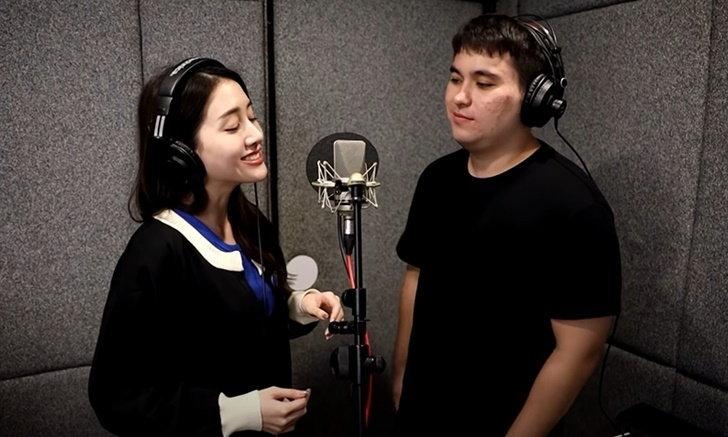 """พิม พิมประภา ชวน """"พายุ"""" ร่วมร้องเพลง """"One Kiss"""" งานนี้แฟนๆ บอกดูแล้วน้ำตาไหล!"""