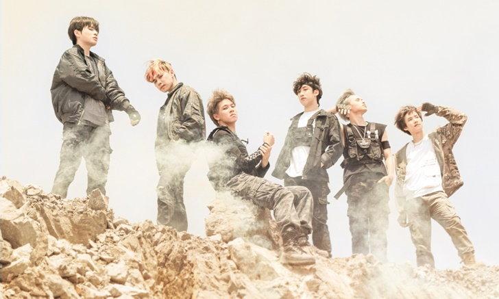 บทพิสูจน์ SKYLIZE 6 หนุ่ม COMBAT DANCE สู่วงการ T-POP