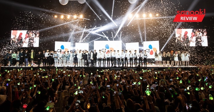 KCON 2018 Thailand ที่สุดของงาน K-POP แห่งปีที่รวมพลังแฟนเพลงไว้ได้มากที่สุด