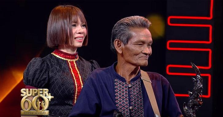 จินตหรา พูนลาภ โผล่เซอร์ไพรส์นักดนตรีอาวุโส พร้อมโชว์เพลงดังกลางรายการ