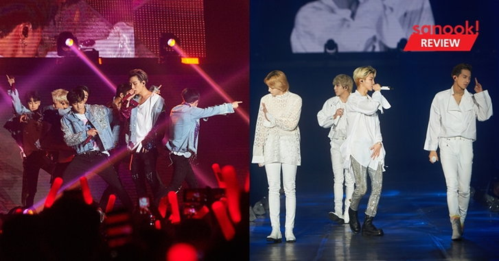 iKON-WINNER มันแพ็คคู่ สมศักดิ์ศรีศิลปินค่าย YG ร้อง-เล่นสดตลอดโชว์
