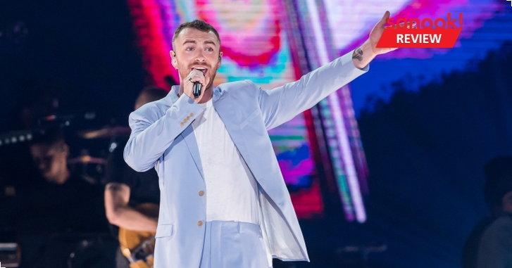"""Sam Smith กับคอนเสิร์ตขาย """"เสียง"""" ของนักร้องคุณภาพระดับโลก"""