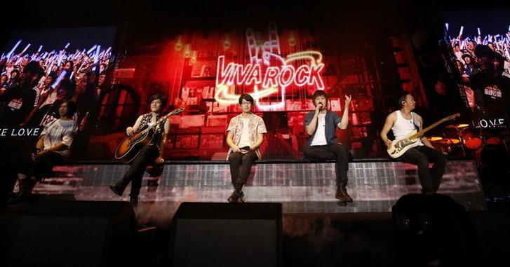 วงร็อคไต้หวัน Mayday ขนเพลงฮิตเสิร์ฟแฟนเพลง จัดเต็มโปรดักชั่นอลังการ กับ Life Tour ครั้งแรกในไทย