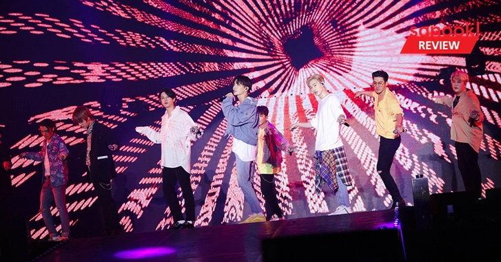 Super Junior ยกระดับมาตรฐาน Super Show ไปอีกขั้นกับโชว์ Encore ที่สนุกและอบอุ่นกว่าเดิม