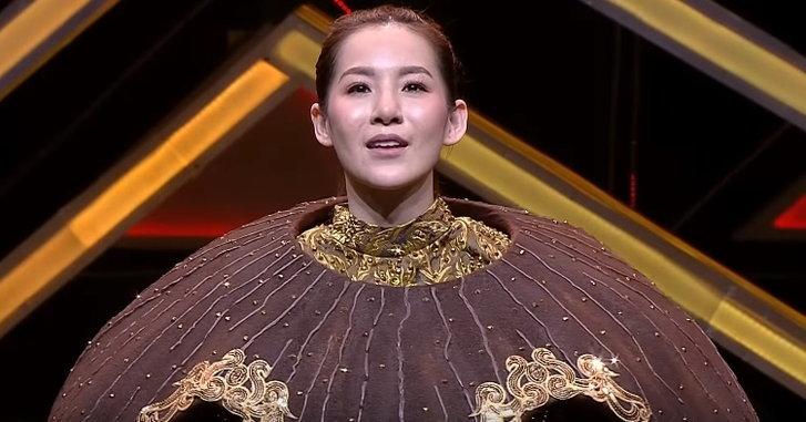 """""""มน Room39"""" น้ำตาคลอ! เล่าชีวิตตอนออกจากงานก่อนเป็นศิลปินใน """"The Mask Line Thai"""""""