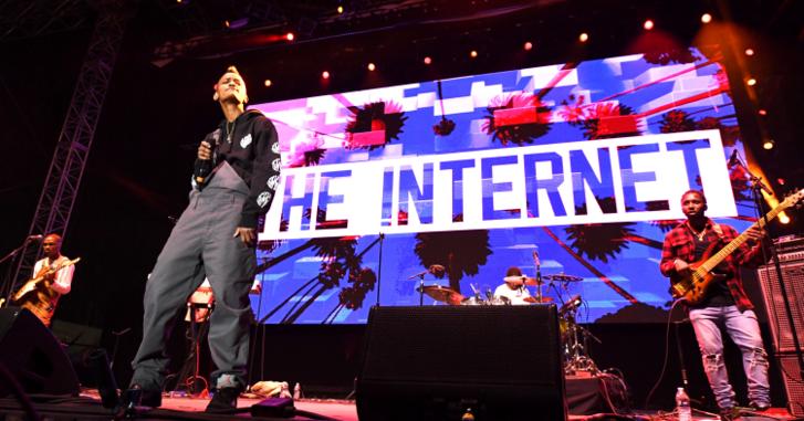 """The Internet"" ซูเปอร์กรุ๊ปแนวอาร์แอนด์บีเตรียมมาสร้างค่ำคืนอันแสนดื่มด่ำในเมืองไทย 21 กุมภานี้"