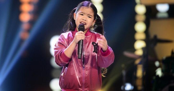 """ย้อนชมคลิปร้องเพลง """"พิงค์กี้ พัทธนันท์"""" ก่อนระเบิดพลังเสียงเกินวัยใน """"The Voice Kids"""""""