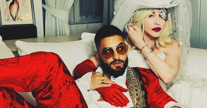 "Madonna ปล่อยเพลงใหม่ ""Medellín"" ชวน Maluma เต้นรำสุดเร่าร้อนในสไตล์ละติน"