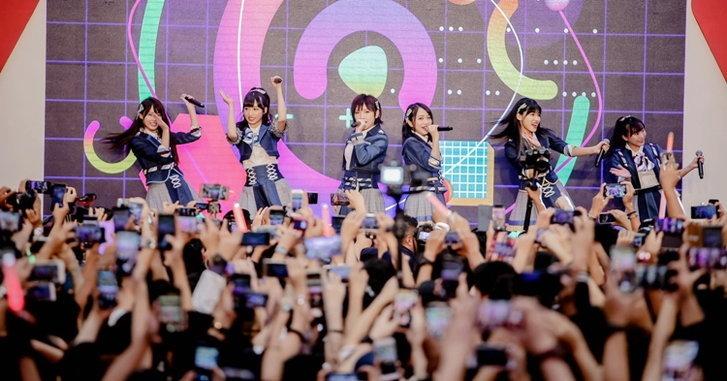 AKB48 FAN MEETING in BANGKOK แฟนชาวไทยหัวใจละลาย