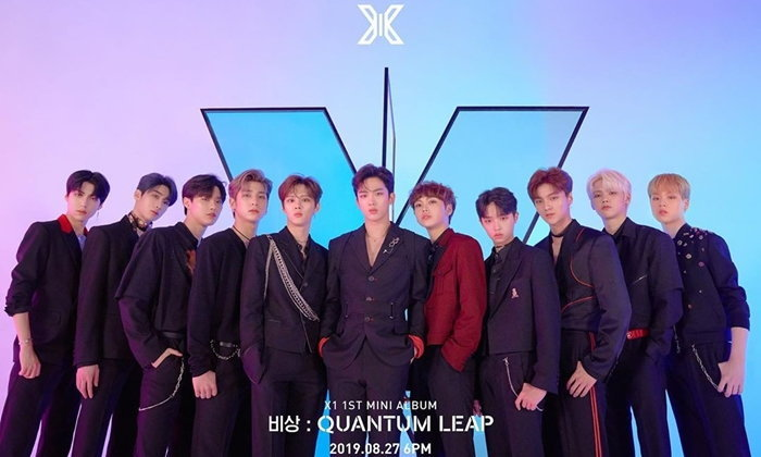 "X1 บอยแบนด์จาก Produce X 101 ปล่อย MV เพลงใหม่ ""FLASH"""