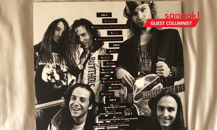 """เมื่อดนตรีกรันจ์ไม่ได้มีแค่ """"Nirvana"""" โดย อริญชย์ Dose"""