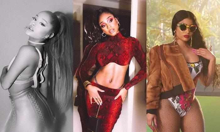 "Ariana Grande, Normani, Nicki Minaj ส่งเพลงใหม่ ""Bad to You"" ประกอบหนัง Charlie's Angels"