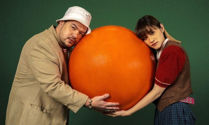 """""""ส้ม มารี-โอ๊ต ปราโมทย์"""" จับมือถ่ายทอดเอ็มวีเพลงใหม่แนวล้ำยุค """"โลกอีกใบ"""""""