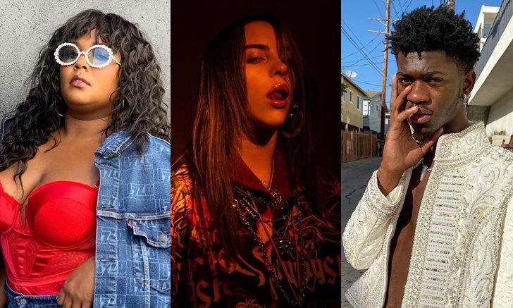 Lizzo, Lil Nas X, Billie Eilish นำทีมศิลปินเข้าชิงรางวัล Grammy 2020
