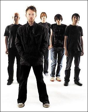 Radiohead ไม่สะท้านดาวน์โหลด ยังครองแชมป์บนBillboard