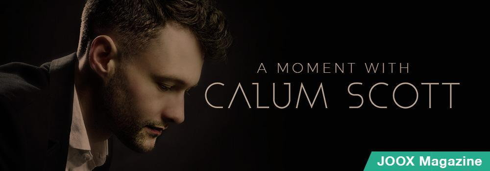A Moment with Calum Scott
