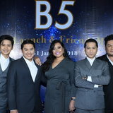 B5 Project Launch & Friends Meeting