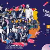 """เปิดสนามความสนุกแห่งเสียงดนตรี """"Sanamluang Music Playtime"""" งานเข้าฟรี กับพื้นที่แห่ง """"โอกาส"""""""