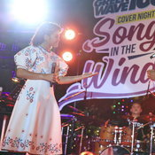 Cover Night Plus : Song in the wind