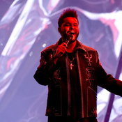 The Weeknd at American Music Awards 2016