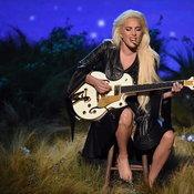 Lady Gaga at American Music Awards 2016
