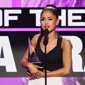 Ariana Grande at American Music Awards 2016