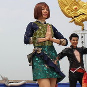 ฮักเเพง แสลงใจ - จินตหรา พูนลาภ Feat เก่ง วง Flame