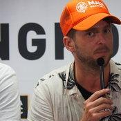 OneRepublic Live in Bangkok 2017 Press Conference