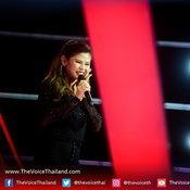 เปรี้ยว + แชมป์ The Voice