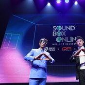 """ไลน์อัพแน่น! แถลงข่าว """"SoundBox Online"""" ซีรีส์คอนเสิร์ตคมชัดระดับ HD จาก บีอีซี-เทโร"""