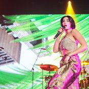Dua Lipa Live in Bangkok