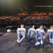 2018 N.Flying 1st Fan meeting 'Go N Fly' IN BANGKOK