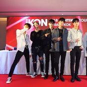 iKON 2018 CONTINUE TOUR IN BANGKOK