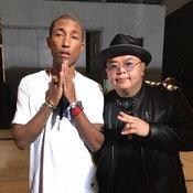Pharrell Williams และ ดีเจบุดด้า