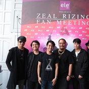 """""""Zeal"""" เปิดตัวอีพี """"Rizing"""" - เผยคอนเสิร์ตใหญ่ 15 ปีเป็นความรู้สึกที่หาซื้อที่ไหนไม่ได้"""