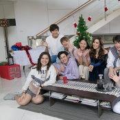 ขนมจีน กุลมาศ และทีมนักแสดง